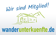 Logo Wanderunterkuenfte.de
