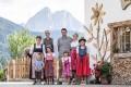 Ihre Gastgeberfamilie Hinteregger vom Kompatscherhof