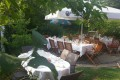 """Open Air Restaurant """"Vulkangarten"""""""