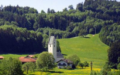 Vier-Kirchen-Wanderweg Samerberg