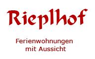 Logo Rieplhof Samerberg