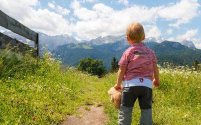 Wandern mit Kindern – darauf sollten Sie achten